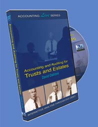 Trust Accounting - DVD